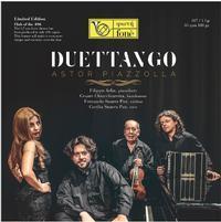 Astor Piazzolla - Duettango - 180g LP