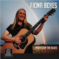 Fiona Boyes - Professin' The Blues - 45rpm  180g 2LP