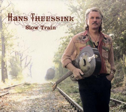 Hans Theessink - Slow Train - 180g LP