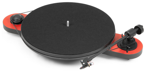 Pro-Ject Elemental Phono  USB Turntable / Ortofon OM5e