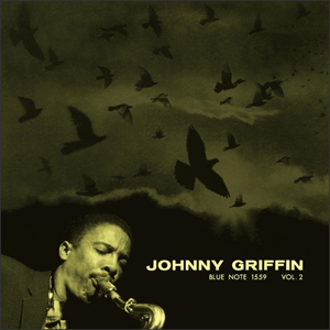 Johnny Griffin - A Blowin' Session - 45rpm 180g 2LP Mono