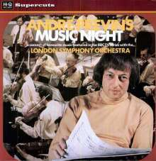 Andre Previn's Music Night with London Symphony - 180g LP