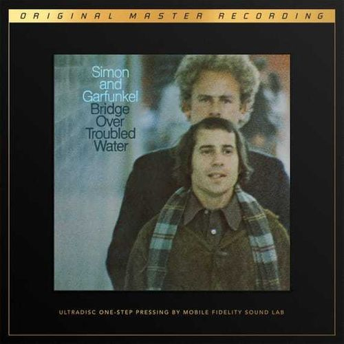 Simon & Garfunkel - Bridge Over Troubled Water - UltraDisc One Step UD1S - 45rpm 180g 2LP Box Set