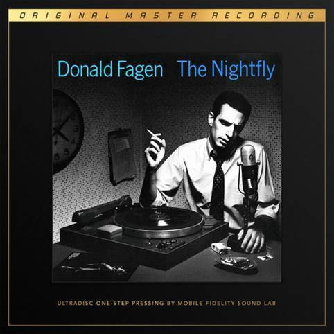 Donald Fagen - The Nightfly -  UltraDisc One Step UD1S - 45rpm 180g 2LP Box Set