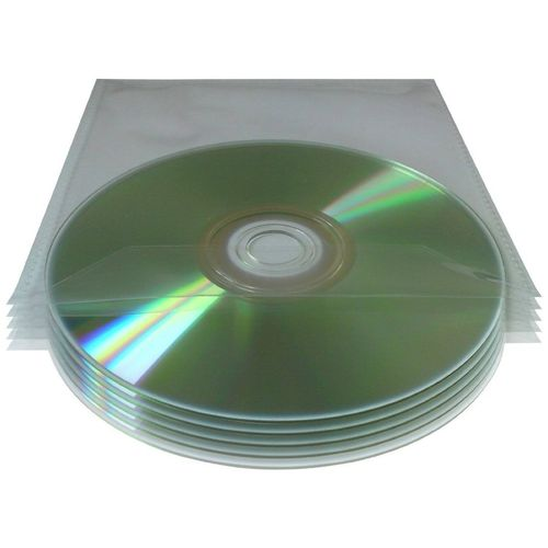 CD 3.0mil Mylar Outer Sleeve 300 Gauge