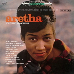 Aretha Franklin - Aretha With The Ray Bryant Combo - 180g LP