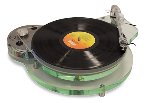 Roksan Radius 7 Turntable
