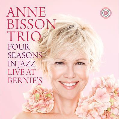 Anne Bisson Trio - Four Seasons In Jazz : Live At Bernie's - 45rpm 180g D2D 45rpm 2LP