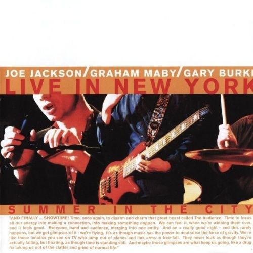 Joe Jackson -  Summer In The City: Live In New York - 180g 2LP