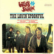 Lovin Spoonful - What's Shakin'- 150g LP Mono