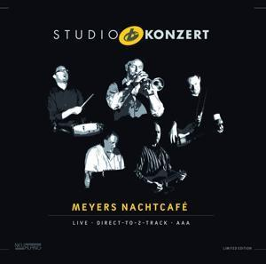 Meyers Nachtcafe - Studio Concert - 180g LP
