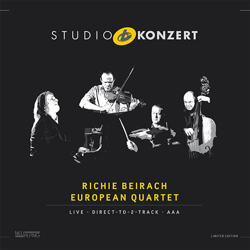 Richie Beirach European Quartet - Studio Concert - 180g LP