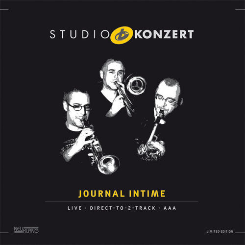 Journal Intime - Studio Concert - 180g LP
