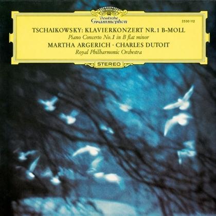 Tchaikovsky - Klavierkonzert Nr.1 : Martha Argerich - 180g LP