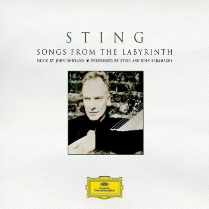 Sting - John Dowland : Songs from the Labyrinth - 180g LP