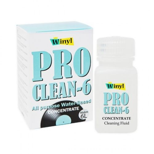 Winyl Pro-Clean-6 Concentrate Record Cleaning Fluid