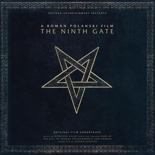 Kilar Wojciech -  The Ninth Gate : OST : The City Of Prague Philharmonic - 180g 2LP