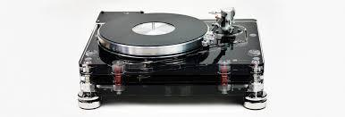 Vertere RG-1 Reference Record Player - Reference Groove ( Black )