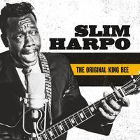 Slim Harpo - The Best Of Slim Harpo (The Original King Bee) - 200g LP