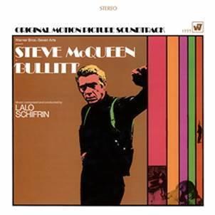 Lalo Schifrin - Bullitt : OST - 180g LP