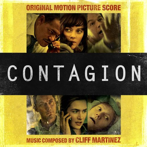 Cliff Martinez - Contagion : OST - 180g LP