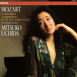 Mozart - Piano Sonatas KV 331 & 332 : Mitsuko Uchida - 180g LP