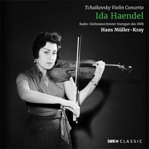 Tchaikovsky - Violin Concert in D Major Op.35 : Ida Haendel - 180g LP