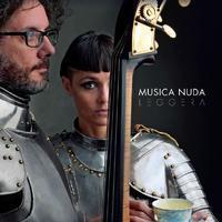 Musica Nuda (Petra Magoni & Ferruccio Spinetti) - Leggera - 180g LP