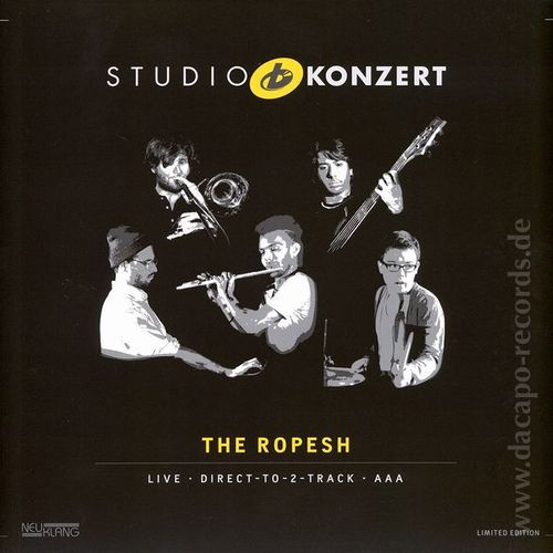 The Ropesh - Studio Concert - 180g LP