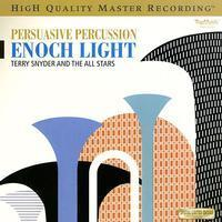 Enoch Light - Persuasive Percussion  - 180g LP