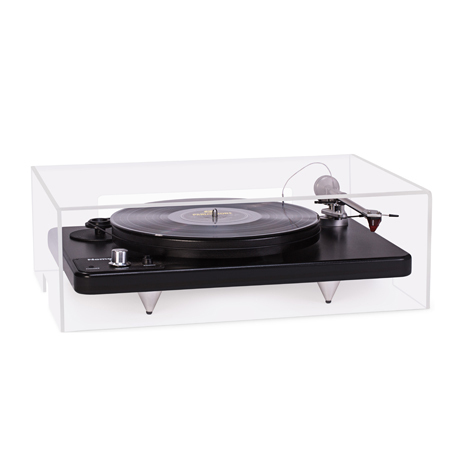VPI The Player and Nomad Series  Turntable Acrylic Dust Cover  ( 500 x 375 x 175 mm )