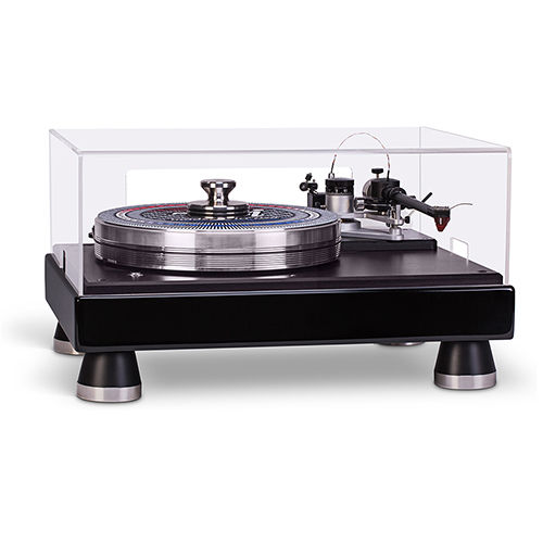 VPI Classic , Classic Signature Turntable Plinth Acrylic Dust Cover ( 508 x 381 x 165 mm )