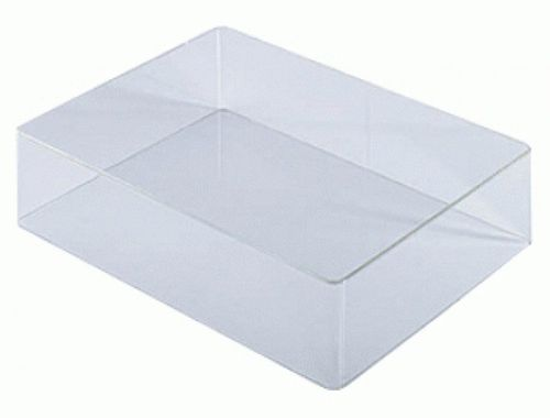 Clearaudio Double Matrix Professional Sonic RCM Acrylic Dust Cover ( 392 x 366 x 120 mm )