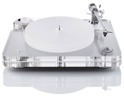 Clearaudio Champion Turntable Acrylic Dust Cover