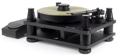SME Model 30/12 Turntable  + PSU Acrylic Dust Cover ( 700 x 450 x 300 mm )
