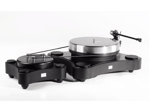TW Acustic Raven Black Knight Turntable Acrylic Dust Cover ( 850 x 475 x 300 mm )