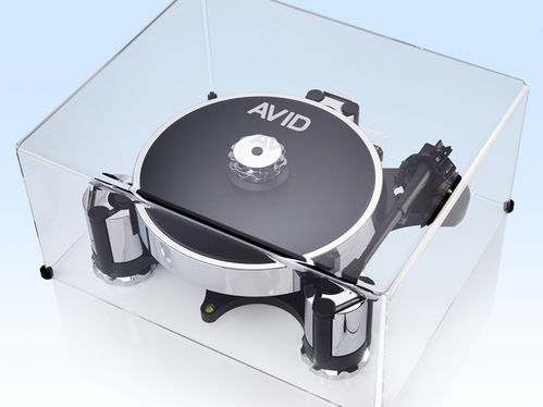 Avid Acutus Reference Mono SP Turntable Acrylic Dust Cover  ( 500 x 450 x 325 mm )