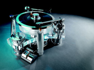 Transrotor Tourbillon FMD Turntable Acrylic Dust Cover ( 575 x 575 x 375 mm )