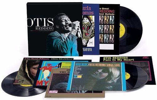 Otis Redding - The Definitive Studio Album Collection - 180g 7LP Box Set Mono