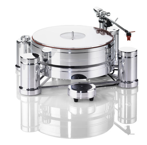 Acoustic Solid - Solid Edition  Turntable Acrylic Dust Cover ( 475 x 475 x 300 mm )