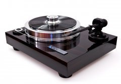 EAT Forte S Turntable Acrylic Dust Cover ( 600 x 475 x 300 mm )