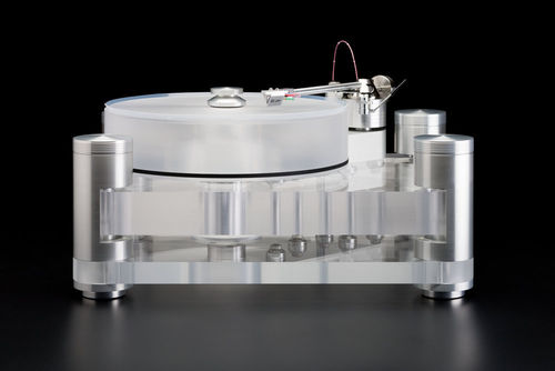 Basis  Inspiration Turntable Acrylic Dust Cover ( 500 x 475 x 325 mm )