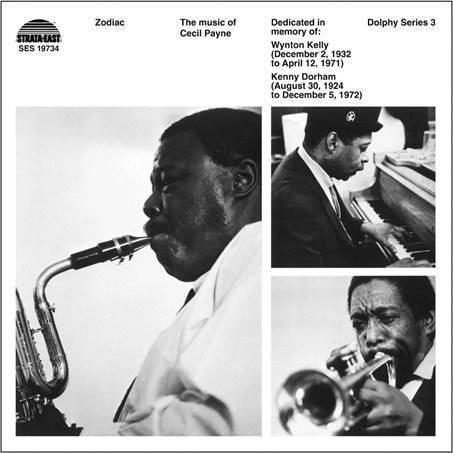 Cecil Payne - Zodiac - 180g LP