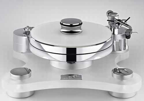 Transrotor ZET 1 Turntable Acrylic Dustcover ( 500 x 450 x 275 mm )