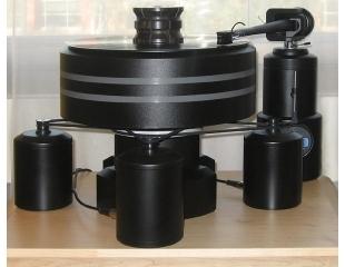 Kuzma Stabi 4XL Turntable Acrylic Dust Cover ( 525 x 525 x 350 mm )