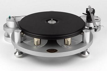 Michell Gyrodec , Orbe SE Turntable Acrylic Dust Cover ( 525 x 425 x 200 mm )