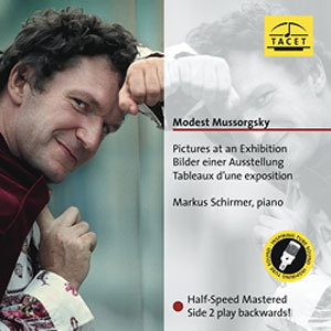 Moussorgsky - Pictures at an Exhibition : Markus Schirmer - 180g LP