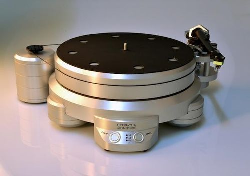 Acoustic Signature Storm Mk2 Turntable Acrylic Dustcover ( 500 x 475 x 250 mm )