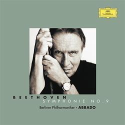Beethoven - Symphony No. 9 : Claudio Abbado : Berlin Philharmonic - 180g 2LP
