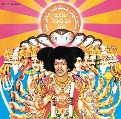 The Jimi Hendrix Experience - Axis: Bold As Love - SACD